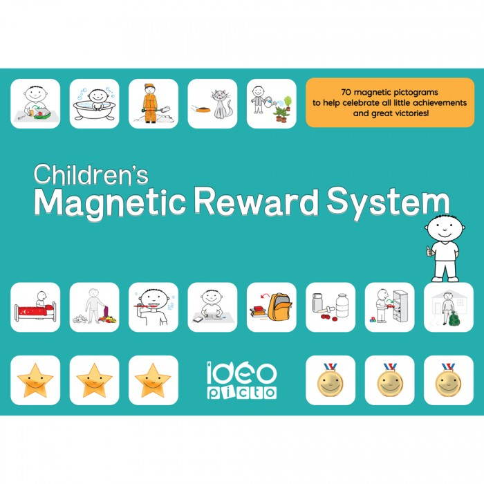 Children's Magnetic Reward System